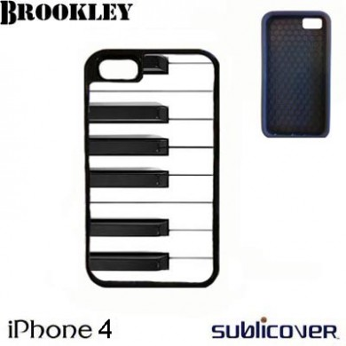 iPhone 4 Brookley Phone Case - Black