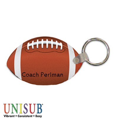 Football Key Tag