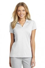 Port Authority Ladies Rapid Dry Mesh Polo Embroidery