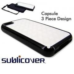iPhone 4/4s Capsule Case - Black