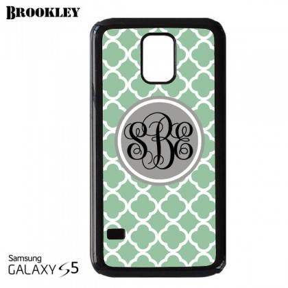 Galaxy S5 Brookley Phone Case - Black