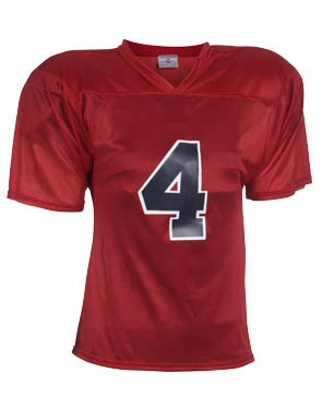 Adult Flag Star Football Jersey