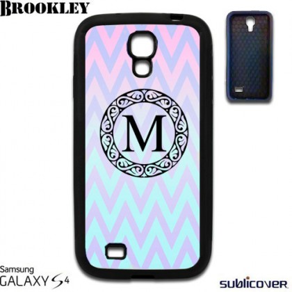 Galaxy S4 Brookley Phone Case - Black