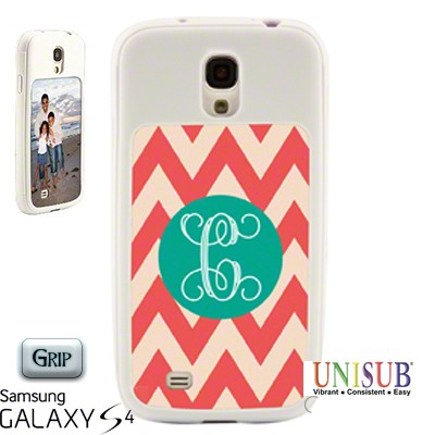 Galaxy S4 Grip - White