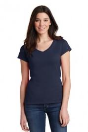 Gildan Softstyle Junior Fit V-Neck T-Shirt