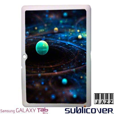 Galaxy Tab 2 10.1 Jazz Cover - White