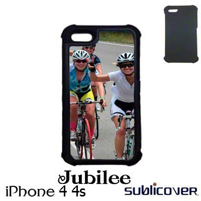 iPhone 4/4s Jubilee Case - Black