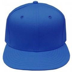 New Era Flat Bill Snapback Cap