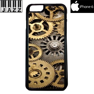 iPhone 6/6s Jazz Plastic Phone Case - Black