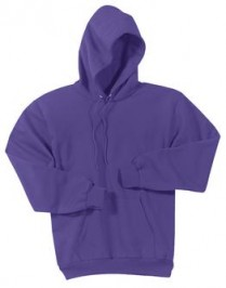 Port & Company Ultimate Pullover Hooded Sweatshirt Embroidery