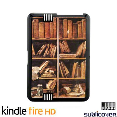 Kindle Fire HD Cover - Black