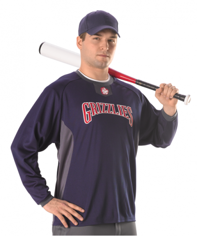 Youth Long Sleeve Practice Pullover Jersey
