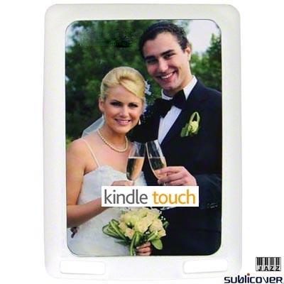 White Kindle Touch Case