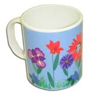Plastic Mug - 11 oz
