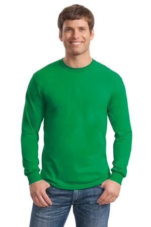Gildan - Heavy Cotton 100% Cotton Long Sleeve T-Shirt