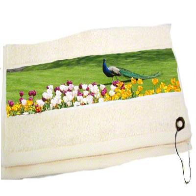 Image Towel w Gromet 28X50