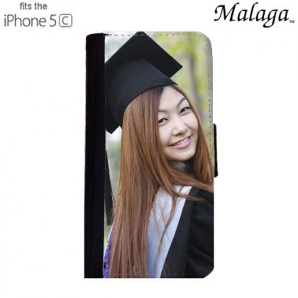 iPhone 5c Malaga Case - Black