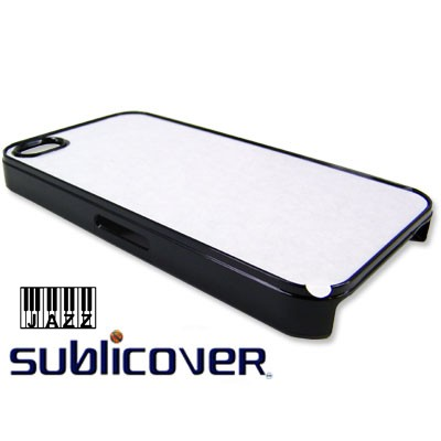 iPhone 4/4s Plastic Jazz Case - Black