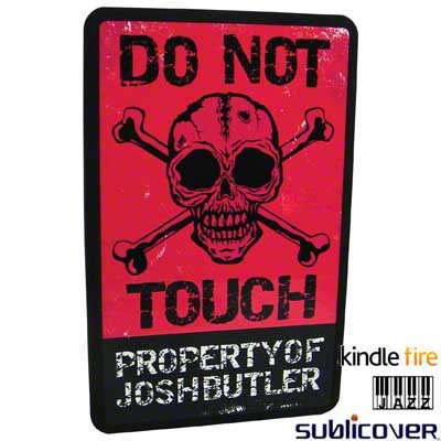 Black Kindle Fire Cover