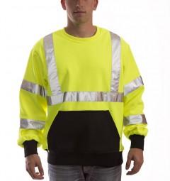 Job Sight Class 3 Crew Neck Sweatshirt