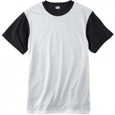 Monag Short Sleeve Blackout Shirt Sublimation
