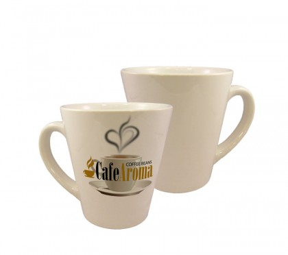 Latte Mug - 12 oz
