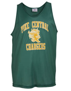 Youth Tank Mesh Basketball Jersey