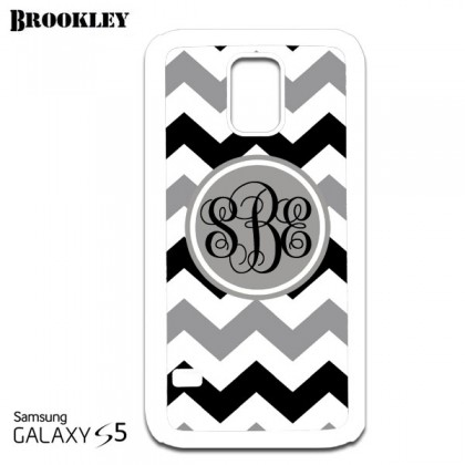 Galaxy S5 Brookley Phone Case - White