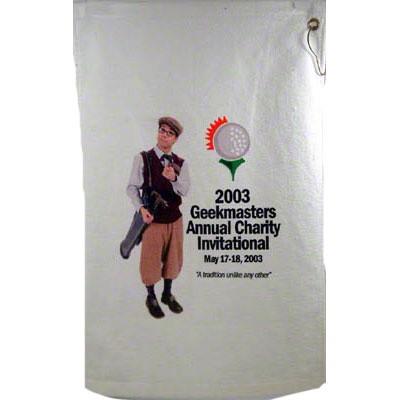 Towel wGrommet 15x25