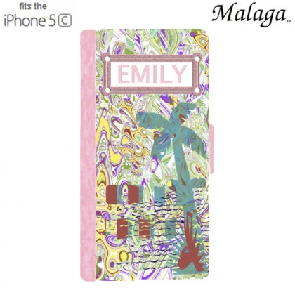 iPhone 5c Malaga Case - Pink