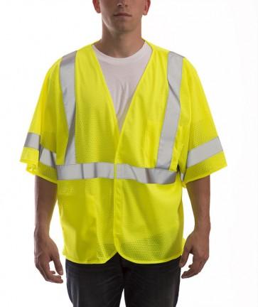 Job Sight Class 3 Mesh Vest