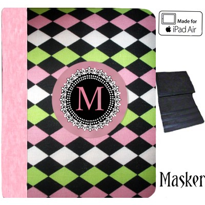 iPad Air Notebook Case - Pink