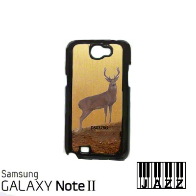 Galaxy Note 2 Jazz Case - Black