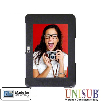 Galaxy Note 10.1 Unisub Flex Cover - Black