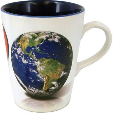 12oz Deco Funnel Mug