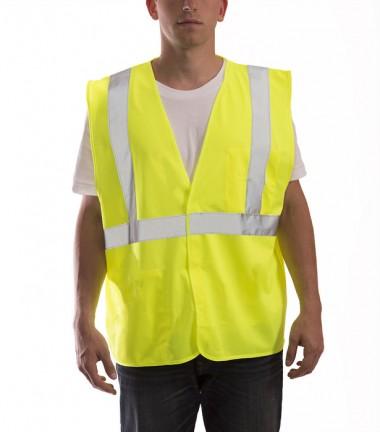Job Sight Class 2 Solid Vest