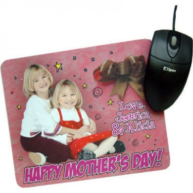 Mousepad Rectangle - 1/4 inch Thick