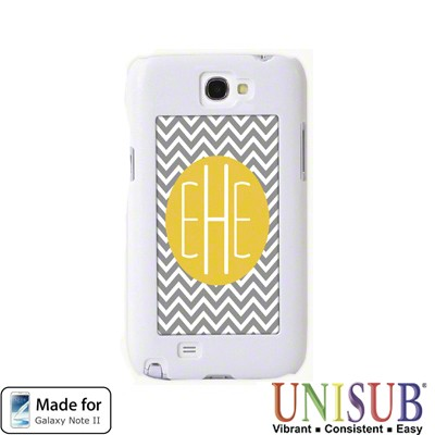 Galaxy Note 2 Unisub Flex Cover - White