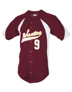Youth Mustang FBD Baseball Jersey