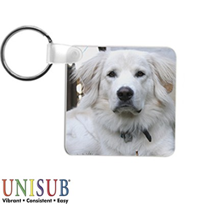 Square Key Tag