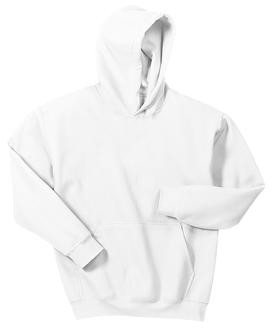 Gildan - Youth Heavy Blend Hooded Sweatshirt Embroidery