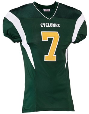 Youth Double Coverage Football Jersey