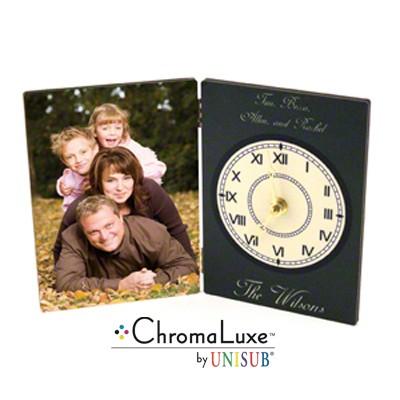 ChromaLuxe™ Clock