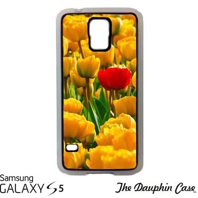 Galaxy S5 Dauphin Phone Case - Clear
