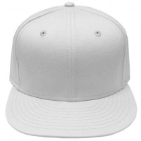 New Era Flat Bill Snapback Cap