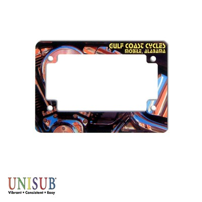 Mini License Frame