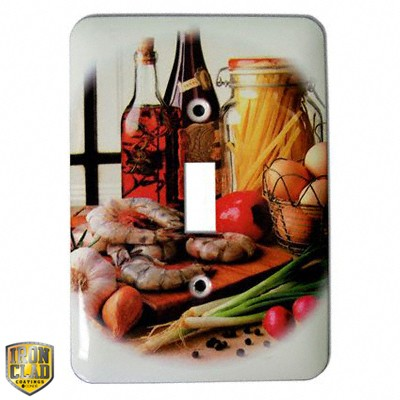 Single Light Switch Plate
