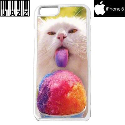 iPhone 6/6s Jazz Plastic Phone Case -White