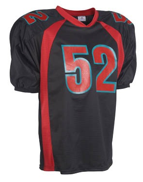 Adult Wild Horse Steelmesh Football Jersey