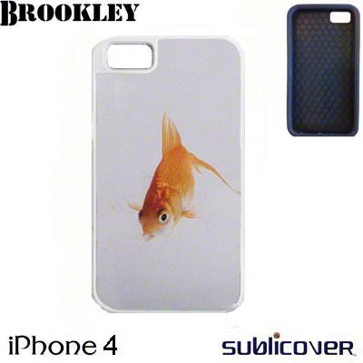 iPhone 4 Brookley Phone Case - White
